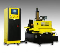 The erosive machine with ChPU DK7725
