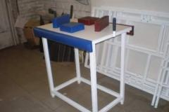 Table for an armwrestling