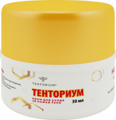 Cream Tentorium (massage) (30 g)
