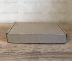 Коробка картонная самосборная почтовая 182*112*32мм Коробки посылочные