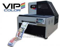 Printers of full-color labels VIPColor