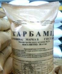 Карбамид, производство ПАО «ДнепрАЗОТ»