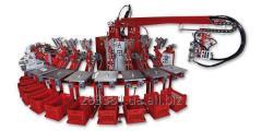 Статическая машина Technopoly для прямого литья