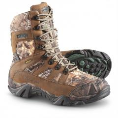Boots for hunting the warmed Wolverine Extreme GORE-TEX Insulated Hunting Boots