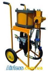 Airless 6391 C Поршневой покрасочный агрегат...