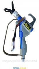Пистолет окрасочный J90-S для шпаклевки, огнезащиты, гидроизоляции