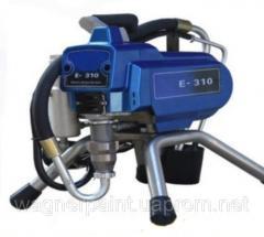 Мощный поршневой окрасочный аппарат Е-310