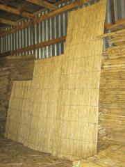 Cane mats, cane plates