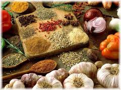 To buy decorative mixes of spices. Spices and