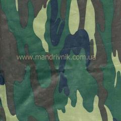 Ткань 027 серебрянка камуфляж