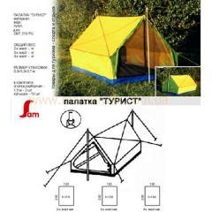 Палатка Турист-4