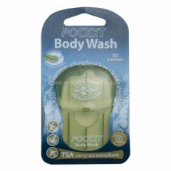 Мыло Sea to Summit ATTPBW Pocket Body Wash Soap 50 листов