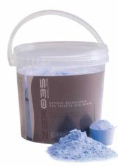 The clarifying ammoniac powder with menthol,