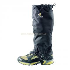Gaiters for mountaineering