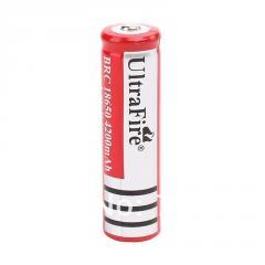 Аккумулятор 18650 3.7V 4200 mAh Ultra fire