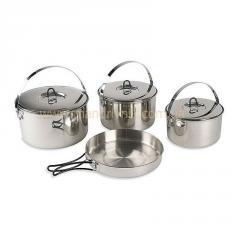 Набор посуды Tatonka 4024 Family Cookset L