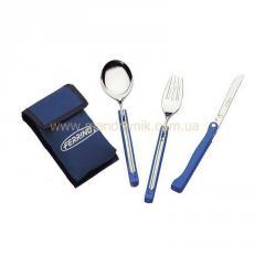 Набор столовых предметов Ferrino 78026  Posate Travel
