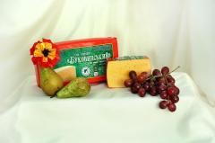Сыр твердый сычужный Буковинский
