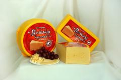 Cheese firm Russian classical TU U 15.5 -