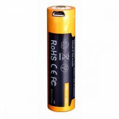 Аккумулятор 14500(АА) Fenix micro usb ARB-L14 1600 mAh