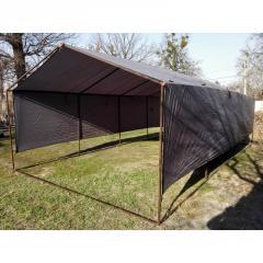 Палатка СПЕЦ с металл. каркасом 2*4 м