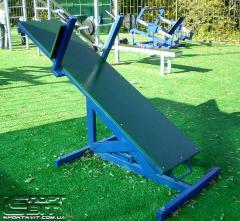 "Exercise machine reversionny ""Kranch"