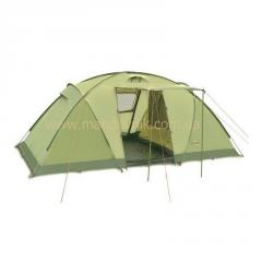 Палатка Pinguin Base Camp 2+2 (green)