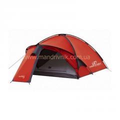 Палатка Hannah Bunker 3 (mandarin red)