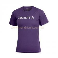 Craft Active Run 192482 t-shirt zhfkr Logo Tee W (1462 vision, M)