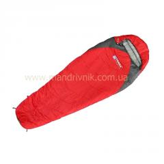 Sleeping bag of Terra Junior 300 (red, R)
