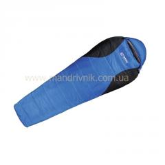 Sleeping bag of Terra Pharaon Evo 300 (blue, R)