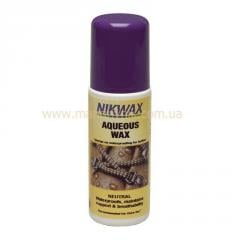 Means for the Nikwax Aqueous wax footwear of 125 ml (neutral)