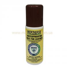 Means for the Nikwax Aqueous wax footwear of 125 ml (brown)