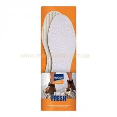 Insoles of Woly Sport 5092 Fun & Fresh (36-37)