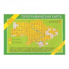Карта районов Украины (тополисты по квадратам), 189898