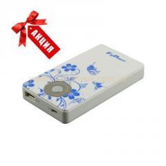 Зарядное устройство  Power Bank FPB-5000 (белый)