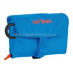 Tatonka 2816 Mini Travelcare bag for toilet accessories (194 bright blue)