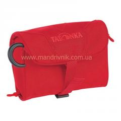 Tatonka 2816 Mini Travelcare bag for toilet accessories (015 red)