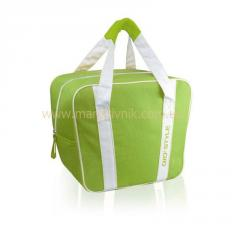 Bag isothermal Giostyle Evo of 23 l (green)