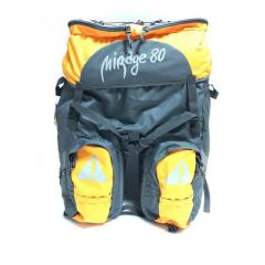 Cycle backpack Equipment of Mirage 80 (gray)