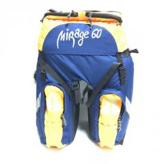 Cycle backpack Equipment of Mirage 60 (blue)