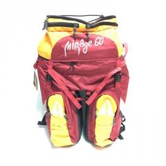 Cycle backpack Equipment of Mirage 60 (crimson)