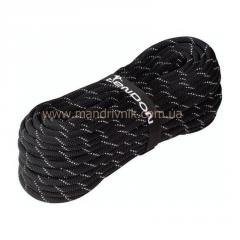 Rope of Tendon Static 10 bay 60m (black)