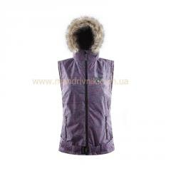 Hannah Lava vest (dark ornament, M)