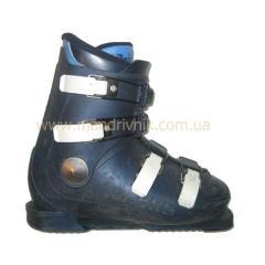 Ботинки горно-лыжные б/у 4 клипсы, 192112