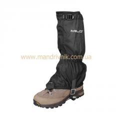Boot covers of Milo Ugo (black)