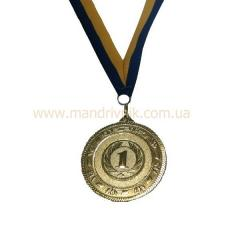 Медаль 45 мм 133 (1 место)