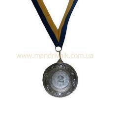 Медаль 45 мм 133 (2 место)