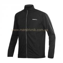 Куртка Craft 1900770 Active Run Jacket M (9999 black, M)