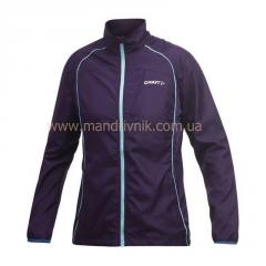 Куртка Craft 1900764 Active Run Jacket W (2462 vision/hydro, L)